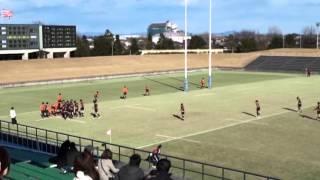 かぶと虫クラブ 第20回全国クラブラグビーフットボール大会(4/4)