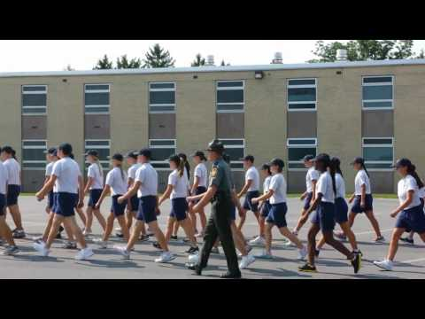 Pennsylvania State Police Commissioner's Honors Camp