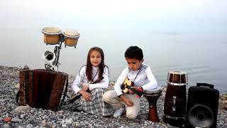 Такжикский мальчик и русская девочка из фильма митхун чакраборти Танцуй танцуй