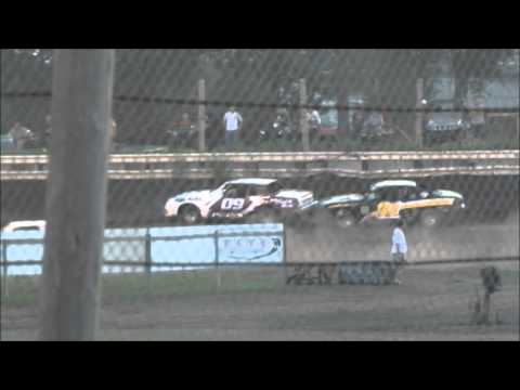 August 7, 2011 Nobles County Speedway Racing