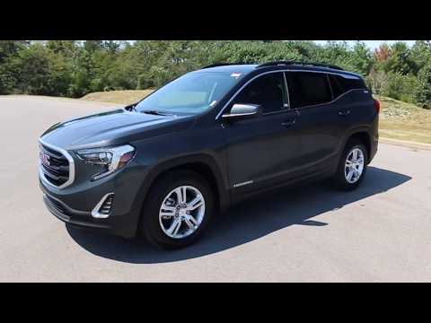 2018 GMC Terrain SLE 1.5L Turbo available at Wilson County   GMC Lebanon Tn