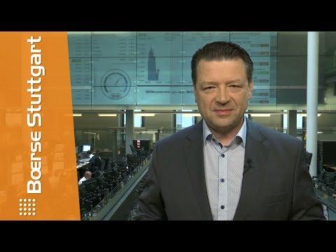 Risiken an den Finanzmärkten gewachsen - DAX im Minus | Börse Stuttgart | Aktien