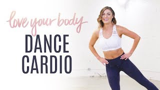 5-Minute Beginner Dance Cardio Workout with Our Girl Tori ~ Love Your Body!
