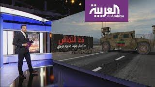 مجموعات إرهابية تشن هجوما ضد الجيش الوطني الليبي في قاعدة تمنهنت الجوية