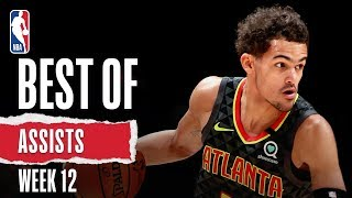 NBA's Best State Farm Assists from Week 12 | 2019-20 NBA Season