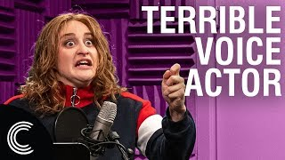 Terrible Voice Actor - Studio C