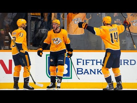 Colton Sissons goes upstairs to tally pretty overtime winner