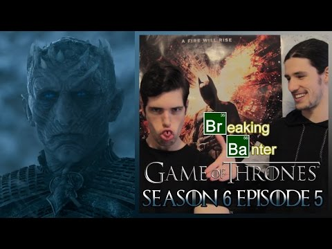 """Game Of Thrones: Season 6 Episode 5 """"The Door"""" Review"""