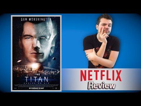 The Titan Netflix