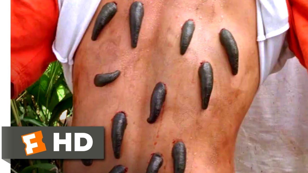Anacondas 2 2004 Bloodsucking Leeches Scene 2 10
