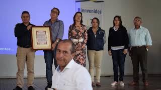 Coogranada recibió reconocimiento por los 10 años del proyecto psicosocial