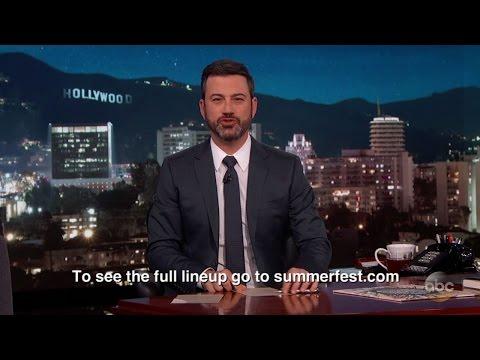 Summerfest, Kimmel partner for livestreamed performances