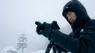 【風景写真】NikonZ6IIで撮る冬景色・ファインアートの世界