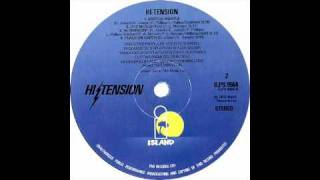 Hi Tension - British Hustle