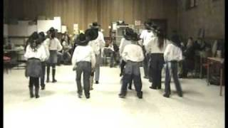 Country Line Dance - Hillbilly Rock, Hillbilly Roll - The Woolpackers
