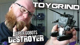 Super Gobots Destroyer | Toygrind #4
