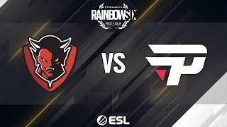 R6 Pro League - Season 9 - LATAM - ReD DevilS e-Sports vs. paiN Gaming - Consulate - Week 14