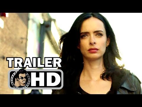 Marvel's JESSICA JONES  Season 2  2018 Krysten Ritter Netflix Superhero Series HD