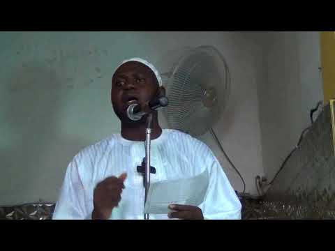 Khoutbah Joumou'ah du 18 aout 2017 Al Hajj avec Imam Moustapha Sarr hafizahou Llah