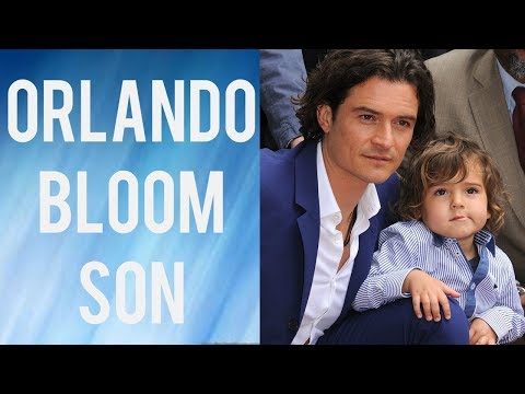 Orlando Bloom Son 2017 [Flynn Christopher]