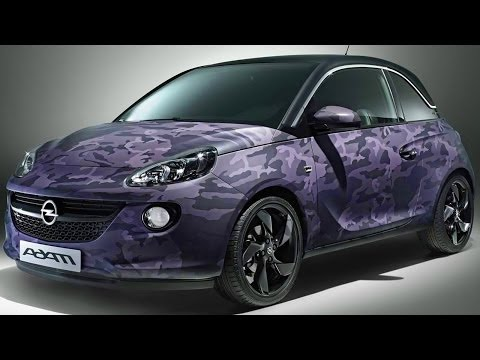 Opel Adam by Bryan Adams 2014 @ Bryan Adams Foundation