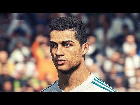 PES 2018 - Cristiano Ronaldo   Goals & Skills HD 1080P
