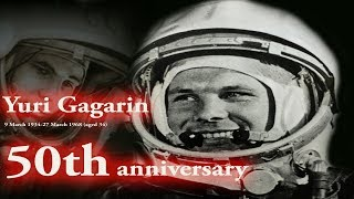 Yuri Gagarin The First Man in Space