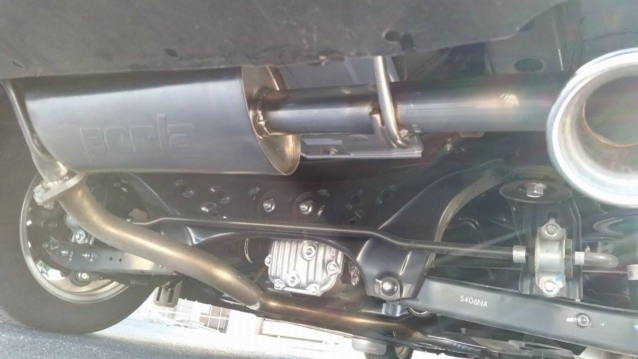 Subaru impreza exhaust systems