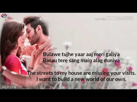 Duniyaa Song New Chuppi With English Translation | Akhil | Dhvani Bhanushali