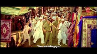 Tere Mast Mast Do Nain With Lyrics Full Song Dabangg Salman Khan