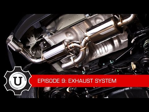 COBB Tuning - COBB University Episode #9 - Exhaust System