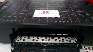 Cara infus Printer Canon TS307