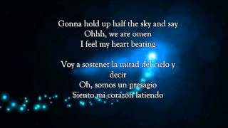 Coldplay - Adventure of a lifetime Subtitulada Español/ingles Lyrics