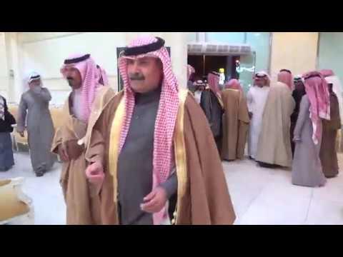 حفل زواج الشاب حجرف بن مبارك بن زنيفر ال شامر العجمي