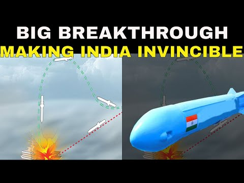 BIG BREAKTHROUGH: Indigenous product of India making Indian missile invincible