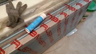 видео Шумоизоляция потолка в квартире - современные материалы, их особенности, монтаж