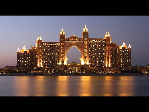 Palm Jumeirah – world's Largest man made Island|Fireworks at Pointe |Dubai Tourist places 2020| #UAE