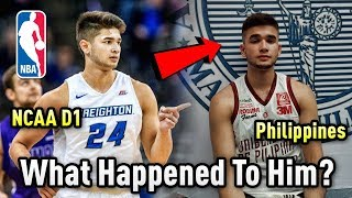 He Was Supposed To Be A STAR But Then It ALL WENT WRONG! What Happened To Kobe Paras?