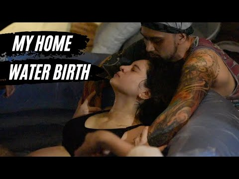 My Home Water Birth! || Coleen Garcia & Billy Crawford