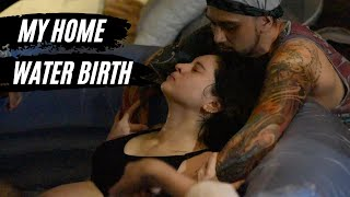 My Home Water Birth! || Coleen Garcia & Billy Crawford
