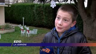 Yvelines | Des maisons décorées prêtes à accueillir Noël