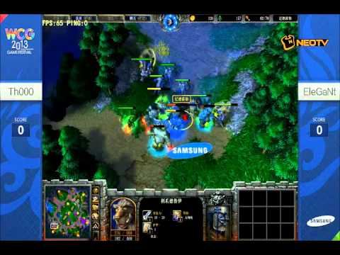 WCG 2013(CN) EleGaNt vs Rstarts.Th000 [ENG]