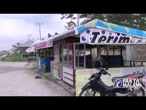 Pusat Kerajinan dan Makanan Melayu Terbengkalai