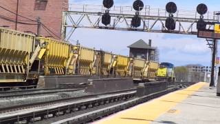 Post Arbor Day 4/26 Part #2 And 4/27/2014 Railfanning