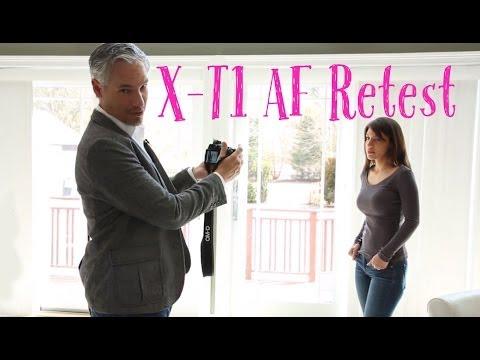 Fujifilm X-T1 vs Olympus E-M1 Autofocus Comparison Review Rematch