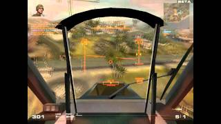 Battlefield Play for Free Air Plane and Heli Gameplay