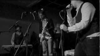 'Caravan' - Last Waltz tribute Blues Kitchen - Niall Kelly & Friends 27.11.11