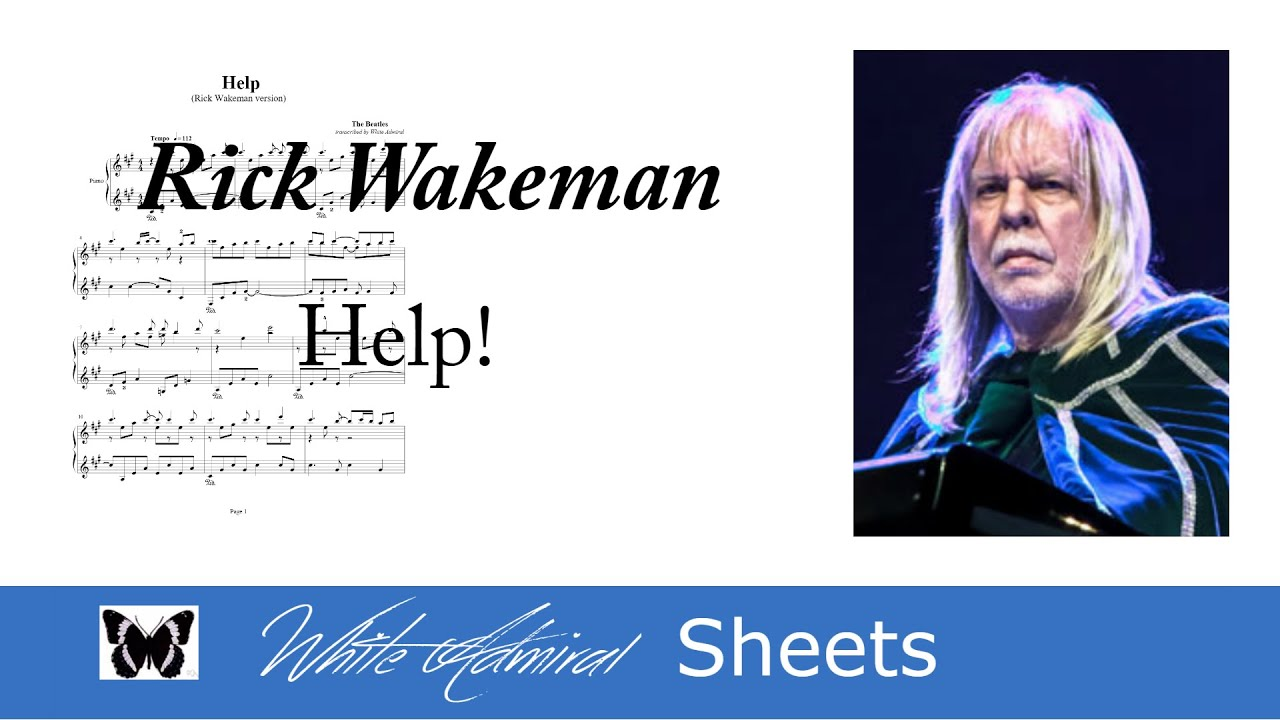 rick wakeman morning has broken sheet music pdf