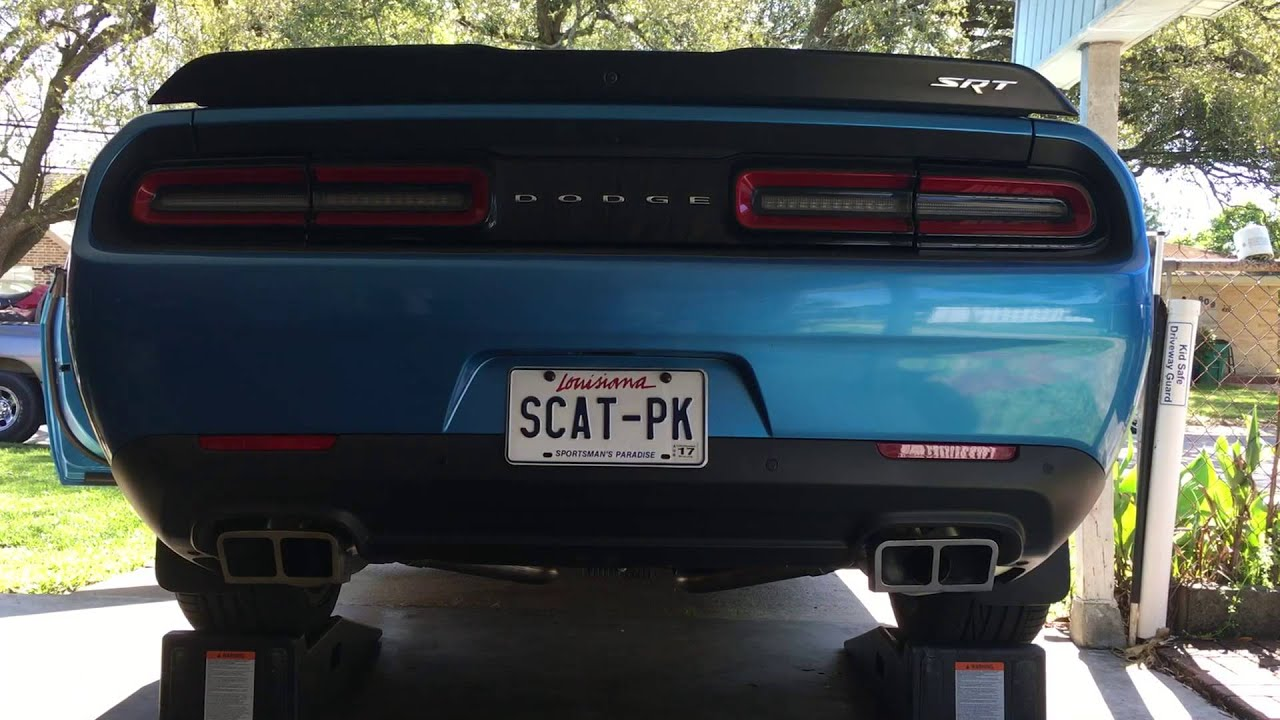 2015 Dodge Challenger 392 Scat Pack With Corsa Extreme