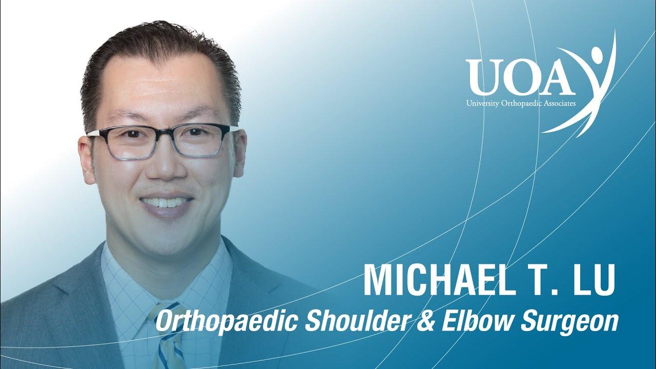 Michael T  Lu, MD - UOA, NJ Orthopedics